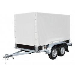 Remorque Bachée -750kg h150cm