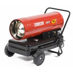 Canon à chaleur mazout 40KW